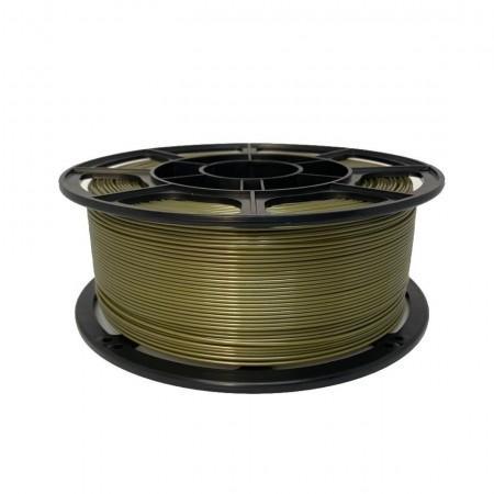 Pet-g хаки металлик цвет 1.75мм (ABS MAKER) - 3DPlast