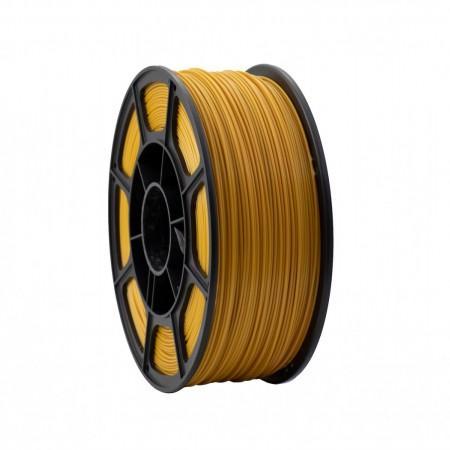 Pet-g горчичный цвет 1.75мм (НИТ) - 3DPlast