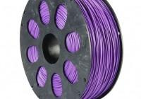 Pet-g бордово-фиолетовый цвет 1.75мм (НИТ) - 3DPlast