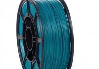 Pet-g бирюзовый цвет 1.75мм (НИТ) - 3DPlast