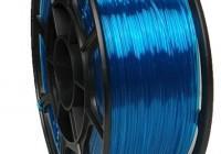 Pet-g голубой прозрачный цвет 1.75мм (НИТ) - 3DPlast